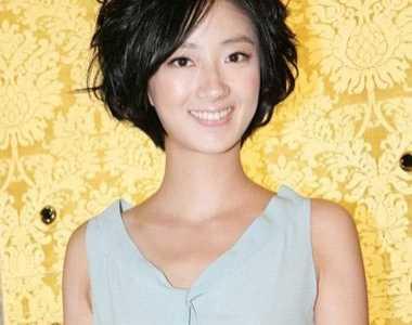 桂纶镁发型 桂纶镁超美短发发型
